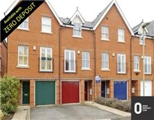 3 bedroom town house to rent New Botley