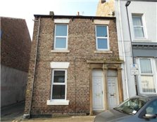 1 bedroom ground floor flat  for sale North Shields