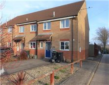 3 bedroom end of terrace house to rent Sherborne