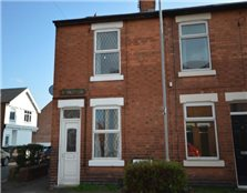 2 bedroom end of terrace house to rent West Bridgford