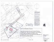 Plot  for sale Dailly