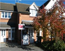 2 bedroom town house to rent Hazelgrove