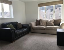 2 bedroom furnished flat to rent Colinton