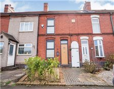2 bed terraced house for sale Birchley Heath