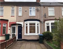 2 bed terraced house to rent Radford