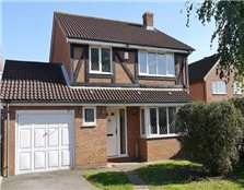 4 bed detached house to rent Wildmoor