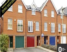 3 bed town house to rent New Botley