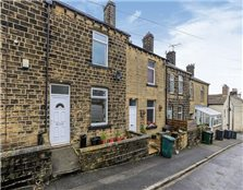 2 bed terraced house for sale