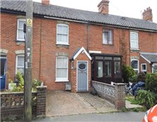 3 bed terraced house for sale Leiston