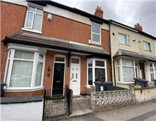 2 bed terraced house to rent Yardley