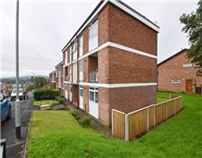 3 bed flat for sale Edge End