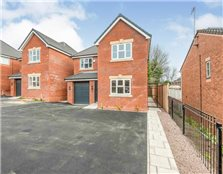 4 bed detached house for sale Cradley