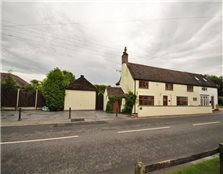 4 bed cottage for sale Hurley Common