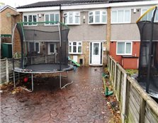 3 bed terraced house for sale Ancoats