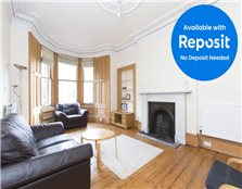 2 bedroom apartment to rent Marchmont