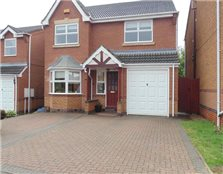 4 bed detached house to rent Nuthall