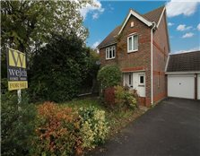 3 bed link-detached house for sale