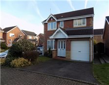 4 bed detached house to rent Wilford