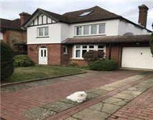 4 bed detached house to rent Shepway