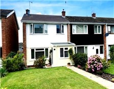 3 bed end terrace house for sale Murch