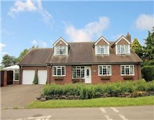 4 bed detached house for sale Hurley