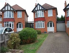 3 bed detached house to rent Wilford