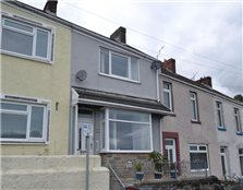 2 bed terraced house for sale Swansea