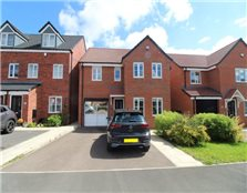 4 bed detached house to rent Westville