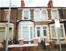 3 bed terraced house for sale Cathays
