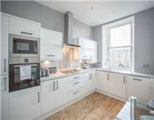 3 bed flat to rent Calton