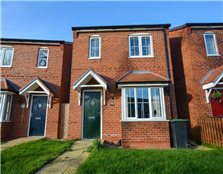 3 bed detached house for sale Wood End