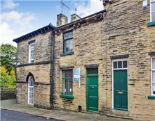 2 bed terraced house for sale Saltaire