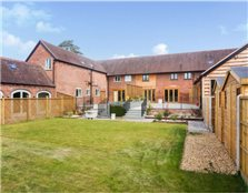 2 bed barn conversion for sale Enville