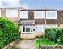 3 bed terraced house for sale Brinklow