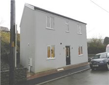 3 bed detached house for sale Bedlinog