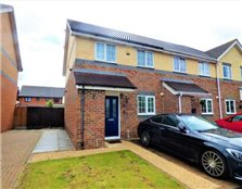 2 bedroom end of terrace house to rent
