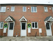 2 bed terraced house to rent Bulwell