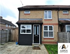 1 bed end terrace house for sale