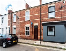 2 bed terraced house to rent York