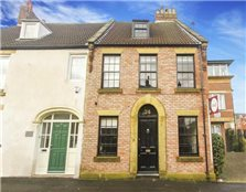 4 bedroom terraced house  for sale Tynemouth