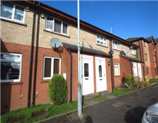 2 bed terraced house for sale Yoker