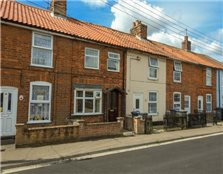 2 bed terraced house for sale Leiston