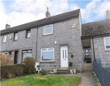 2 bedroom terraced house to rent Nigg