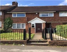 4 bedroom house to rent Ladywood