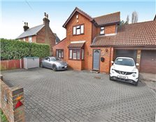 3 bedroom detached house  for sale Langley Heath