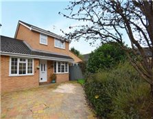 3 bedroom link detached house to rent