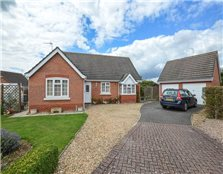 3 bed bungalow for sale Heckington