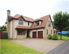 4 bed detached house for sale Adambrae