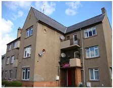2 bedroom flat to rent Lugton