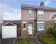 2 bed semi-detached house for sale Saltaire